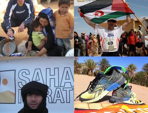Tus zapatillas para el Sahara