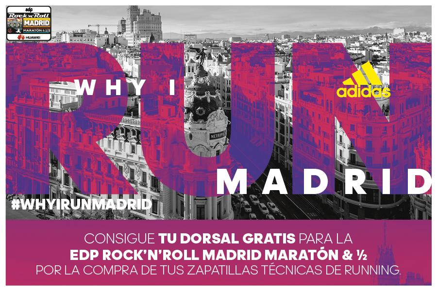 Promoción  Maratón de Madrid