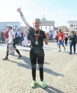 Maraton de Berlin 2016
