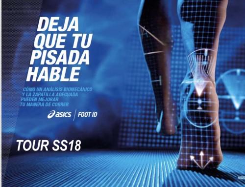 Nueva Temporada ASICS Foot ID 2018