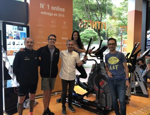 RUNNINGFIZ y fitnessdigital se alían