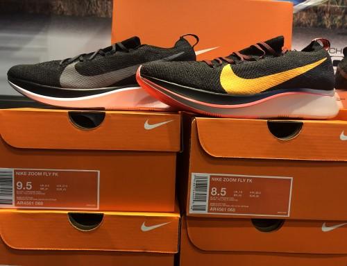 Las Nike Zoom Fly Fk en Runningfiz