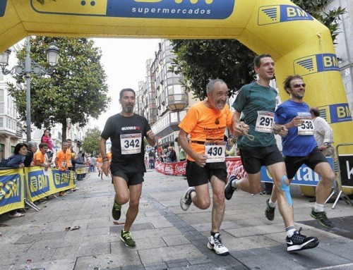 RUNNINGFIZ Y BM SUPERMERCADOS TE LLEVAN A LA BEHOBIA