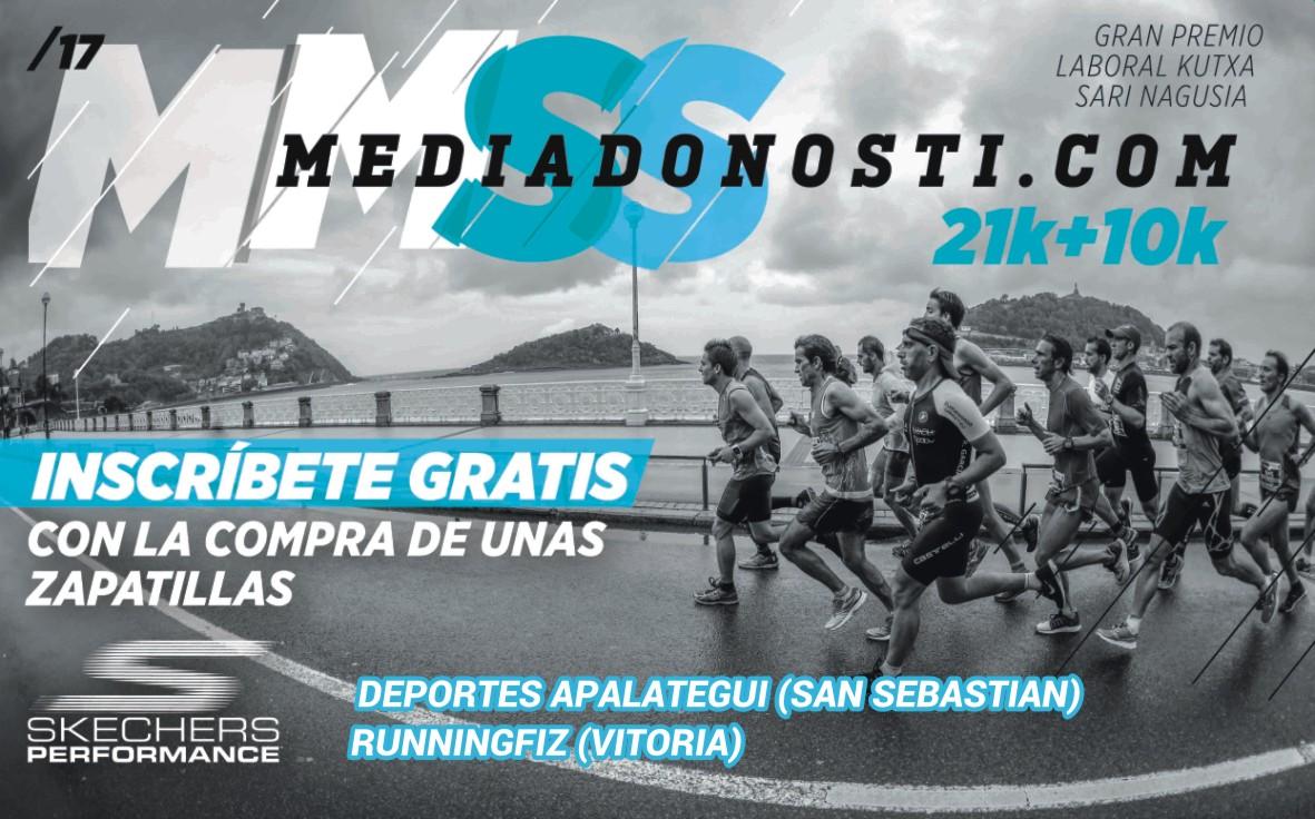 Media de Donosti