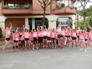 Entrena con Runningfiz para la Carrera de la Mujer Vitoria 2016