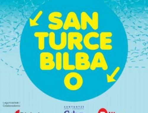 BUS CARRERA DESDE SANTURCE A BILBAO (25.11.2018)