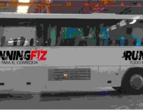 INFORMACION BUS A LA BEHOBIA