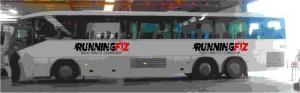 Autobus a la Behobia 2016