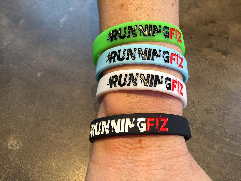 pulseras runningfiz